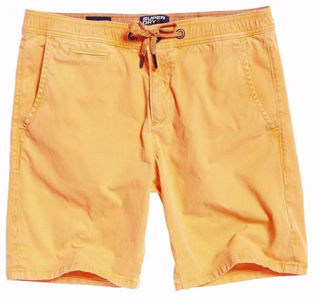 Superdry- shorts-Fluro Coral