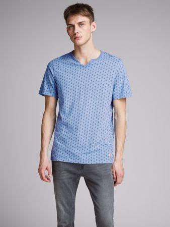 TREYDEN T-skjorte - Faded Denim
