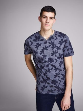 TREYDEN T-skjorte - Navy Blazer