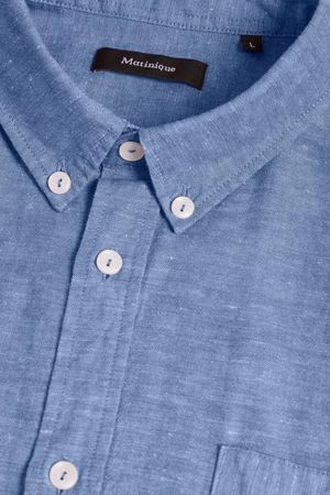 Matinique - Trostol BD SS Refined Cotton Linen