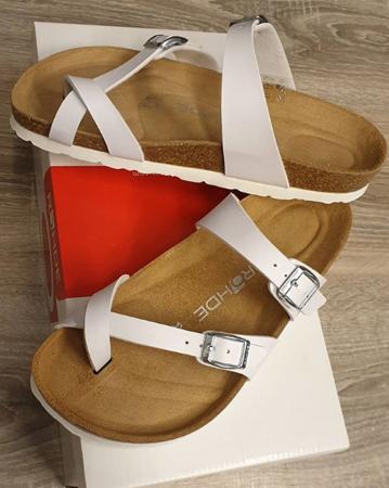 Sandaler - Rohde - Hvite