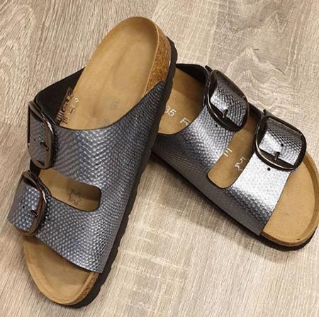 Sandaler - Rohde - Blå