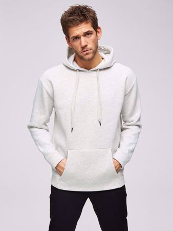 SELECTED HOMME-NORMAL PASSFORM - HETTEGENSER-OYSTER-GRAY