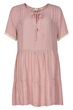 iN Front-Imperia-Tunic-Dusty rose