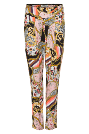 iN Front-Popy pants print-Multicolour