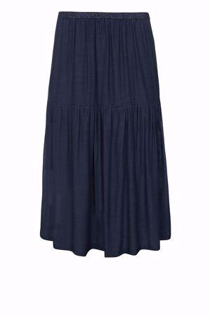 One Two & Luxzuz-Karitas Skirt-Navy