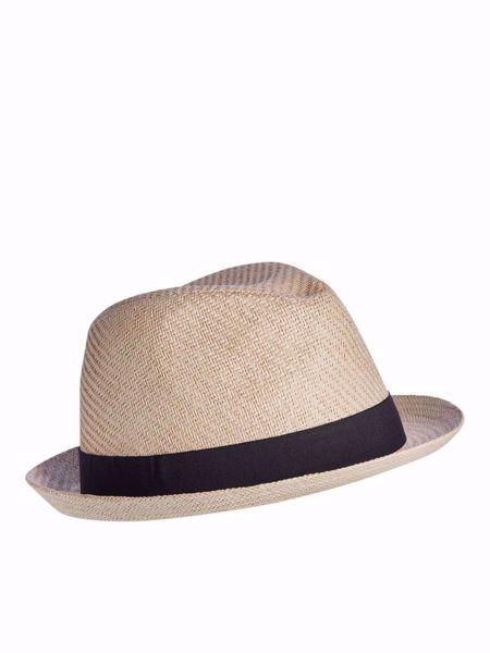 JACK&JONES-CLASSIC STRAWHAT HAT-SILVER-BIRCH