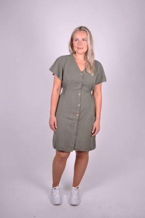 Massimo kjole - Armygrønn