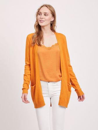 VIRIL CARDIGAN - GOLDEN OAK