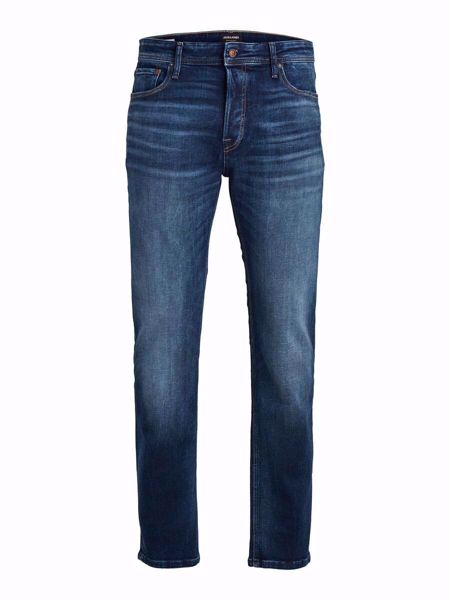 JACK&JONES-MIKE ORIGINAL JOS 311 COMFORT FIT JEANS-BLUE-DENIM