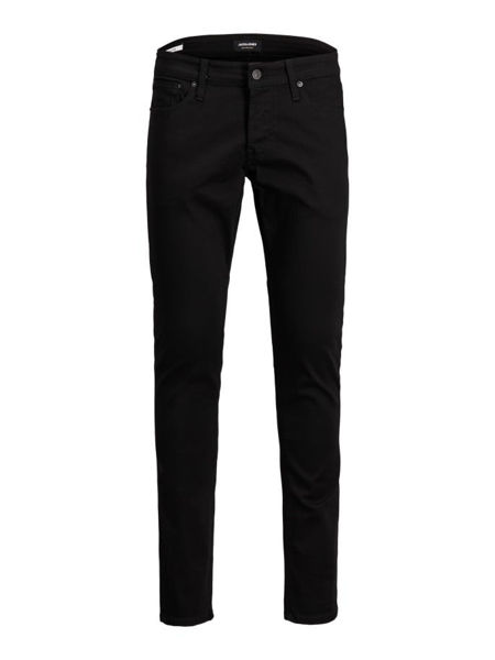 Glenn icon 177 slim fit jeans black denim