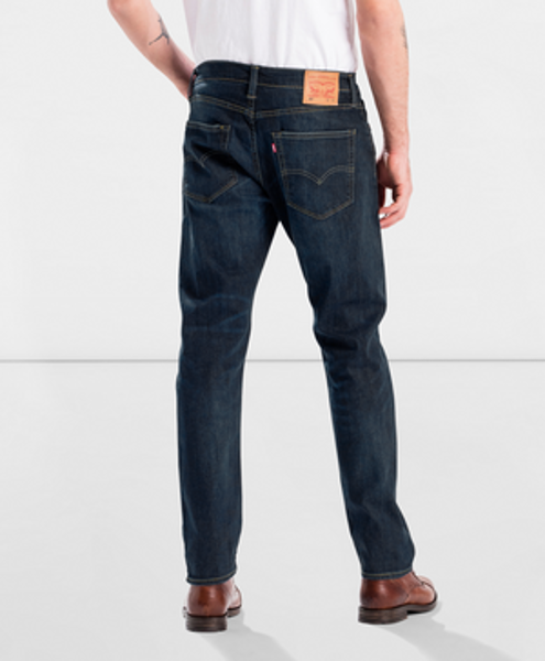 Blå Bukser from Levi's -502 regular jeans