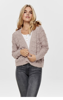 Dame from Only -ONLSOLA L/S CARDIGAN CC KNT