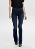 Blå Jeans from Only -ONLPAOLA HW FLARED BB JNS AZGZ878 NOOS