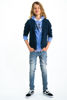 "Blå Jakker from Garcia Kids -""BLAZER""  JACKET-BLUE"