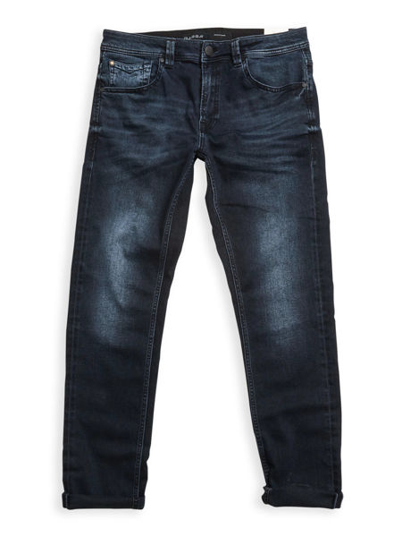 Blå Men-Stretch jeans from Gabba -NICO K3461-RS1261