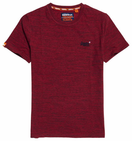 Turkis VINTAGE CREW  Superdry  Basic t-skjorter