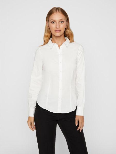 Hvit skjorte | Selje | Dress skjorter | Miinto.no