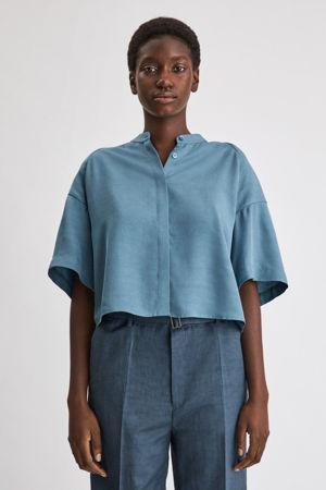 Beige Tammy Shirt | Filippa K | T Skjorter | Miinto.no