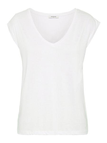 Enkel t skjorte | PIECES