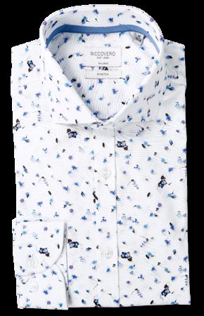 GIOVANI Hvit Penskjorte | Store størrelser | XL 6XL | XLmann.no