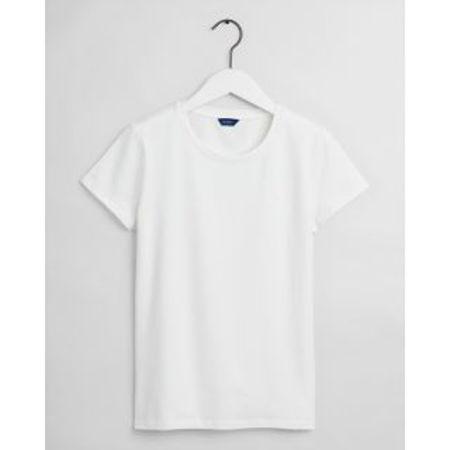 Gant original poloskjorte hvit Emilie Dameklær i Bergen
