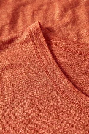 Filippa K T Skjorter Rød Dameklær | Bø i Telemark