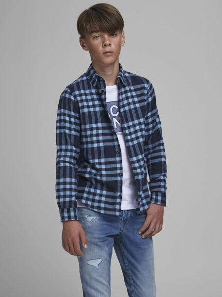 Blue Rutete skjorte | MCS | Langermede skjorter | Miinto.no